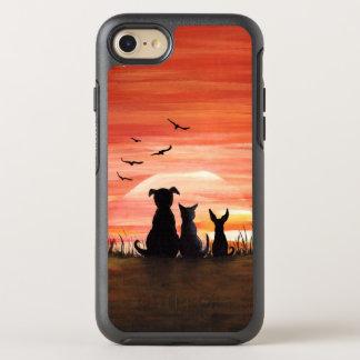 Capa Para iPhone 8/7 OtterBox Symmetry Por do sol da queda