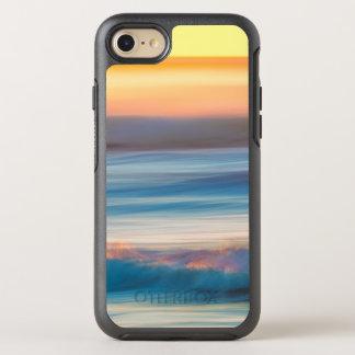 Capa Para iPhone 8/7 OtterBox Symmetry Por do sol e parque estadual da decepção do cabo
