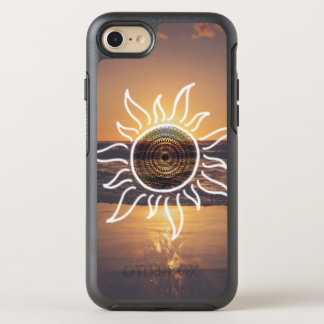 Capa Para iPhone 8/7 OtterBox Symmetry Positivo da estada