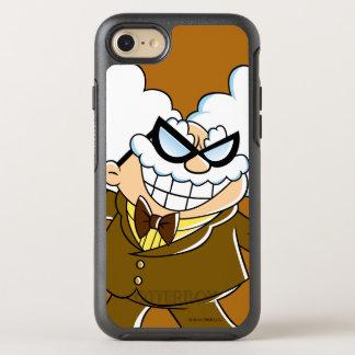 Capa Para iPhone 8/7 OtterBox Symmetry Professor Poopypants do capitão Cuecas  