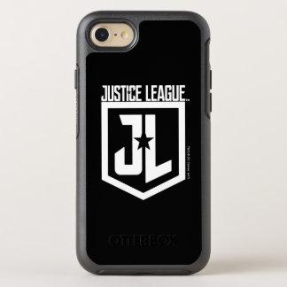 Capa Para iPhone 8/7 OtterBox Symmetry Protetor da liga de justiça | JL