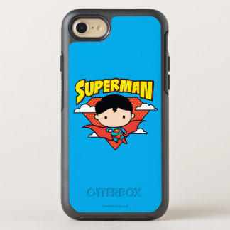 Capa Para iPhone 8/7 OtterBox Symmetry Protetor e nome das bolinhas do superman de Chibi