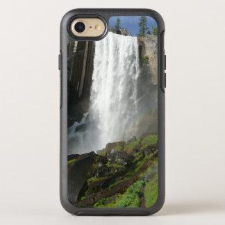 Capa Para iPhone 8/7 OtterBox Symmetry Quedas Vernal mim no parque nacional de Yosemite