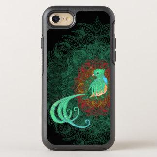 Capa Para iPhone 8/7 OtterBox Symmetry Quetzal encaracolado