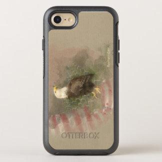 Capa Para iPhone 8/7 OtterBox Symmetry recorde o custo da liberdade