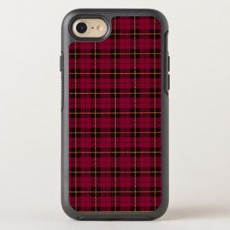 Capa Para iPhone 8/7 OtterBox Symmetry Rosa brilhante profundo com a listra amarela e