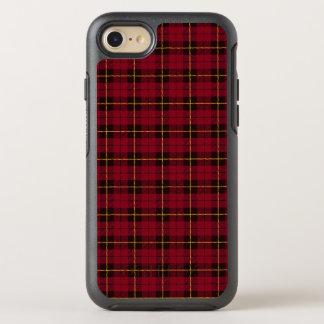 Capa Para iPhone 8/7 OtterBox Symmetry Rosa profundo de Autum com a listra amarela e