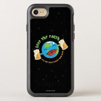 Capa Para iPhone 8/7 OtterBox Symmetry Salvar a terra