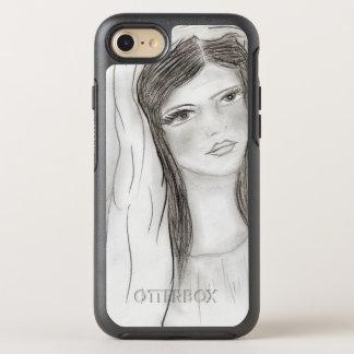 Capa Para iPhone 8/7 OtterBox Symmetry Saraiva Mary