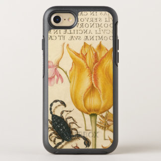 Capa Para iPhone 8/7 OtterBox Symmetry scorpio amarelo da tulipa