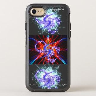 Capa Para iPhone 8/7 OtterBox Symmetry ScorpionHD6 caso do iPhone 7