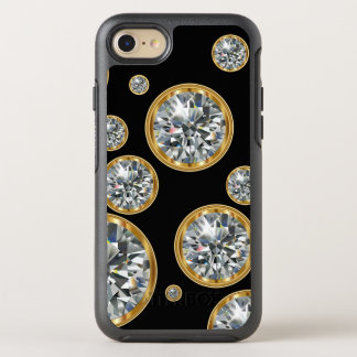 Capa Para iPhone 8/7 OtterBox Symmetry Senhoras Bling elegante