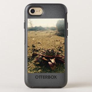 Capa Para iPhone 8/7 OtterBox Symmetry Somente flor na praia