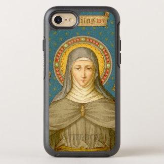 Capa Para iPhone 8/7 OtterBox Symmetry St. Clare de Assisi (SAU 027)