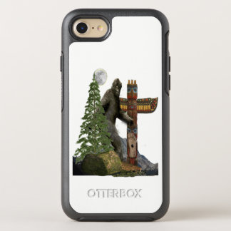 Capa Para iPhone 8/7 OtterBox Symmetry T-shirt de Sasquatch