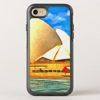 Capa Para iPhone 8/7 OtterBox Symmetry Teatro da ópera bonito de Sydney