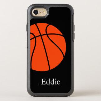 Capa Para iPhone 8/7 OtterBox Symmetry Tema legal do basquetebol