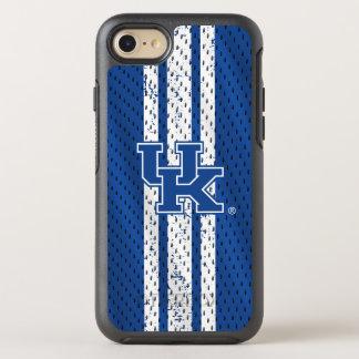 Capa Para iPhone 8/7 OtterBox Symmetry Teste padrão BRITÂNICO do jérsei de Kentucky |