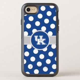 Capa Para iPhone 8/7 OtterBox Symmetry Teste padrão de bolinhas BRITÂNICO de Kentucky |