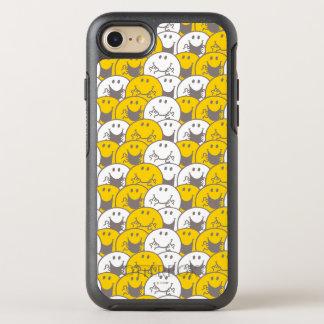 Capa Para iPhone 8/7 OtterBox Symmetry Teste padrão de piscamento dos sorrisos do Sr.