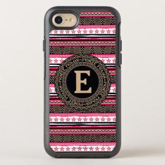 Capa Para iPhone 8/7 OtterBox Symmetry Teste padrão tribal da mulher maravilha