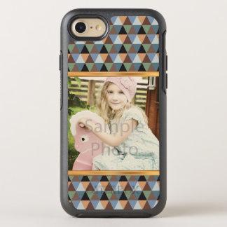 Capa Para iPhone 8/7 OtterBox Symmetry Transfira arquivos pela rede sua própria foto,
