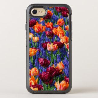 Capa Para iPhone 8/7 OtterBox Symmetry Tulipas