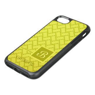 Capa Para iPhone 8/7 OtterBox Symmetry Um teste padrão 7 de Herringbone