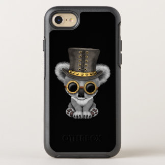 Capa Para iPhone 8/7 OtterBox Symmetry Urso de Koala bonito do bebê de Steampunk