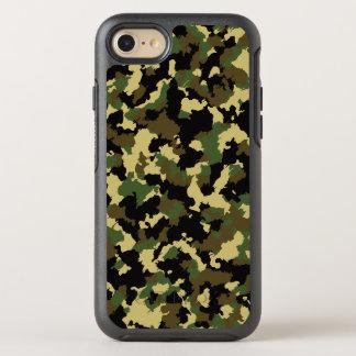 Capa Para iPhone 8/7 OtterBox Symmetry Verde/Brown Camo