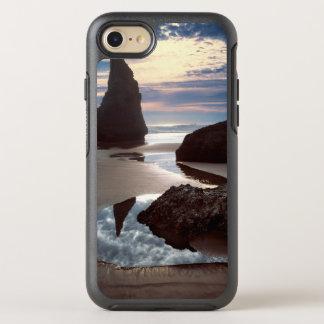 Capa Para iPhone 8/7 OtterBox Symmetry Wayside Espinho-Dado forma da rocha da cara do