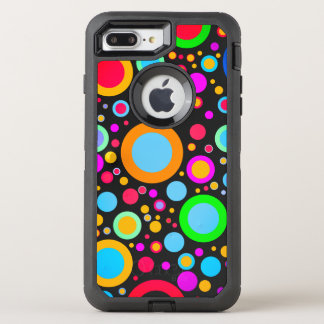 Capa Para iPhone 8 Plus/7 Plus OtterBox Defender A vida é colorida