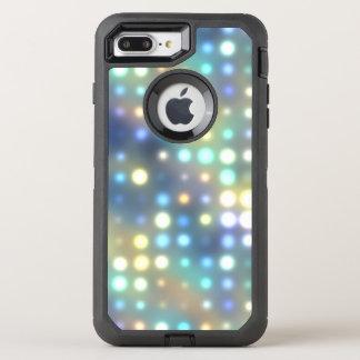 Capa Para iPhone 8 Plus/7 Plus OtterBox Defender Abstrato das luzes de néon de Patel