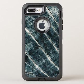 Capa Para iPhone 8 Plus/7 Plus OtterBox Defender Azul pintado de madeira