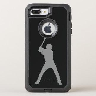 Capa Para iPhone 8 Plus/7 Plus OtterBox Defender Basebol