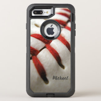 Capa Para iPhone 8 Plus/7 Plus OtterBox Defender Bola do basebol