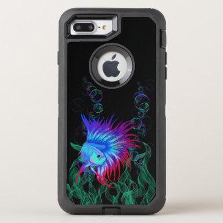 Capa Para iPhone 8 Plus/7 Plus OtterBox Defender Bolha Betta