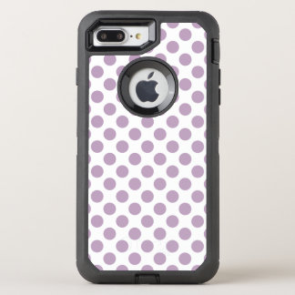 Capa Para iPhone 8 Plus/7 Plus OtterBox Defender Bolinhas do Lilac