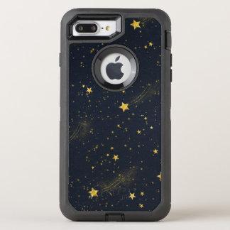 Capa Para iPhone 8 Plus/7 Plus OtterBox Defender Caixa da caixa da lontra do céu nocturno