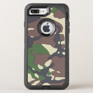Capa Para iPhone 8 Plus/7 Plus OtterBox Defender Camuflagem