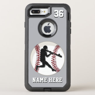Capa Para iPhone 8 Plus/7 Plus OtterBox Defender Capas de iphone do basebol do defensor de OtterBox