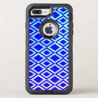 Capa Para iPhone 8 Plus/7 Plus OtterBox Defender Caso positivo de Otterbox do iPhone 7 (azuis) do