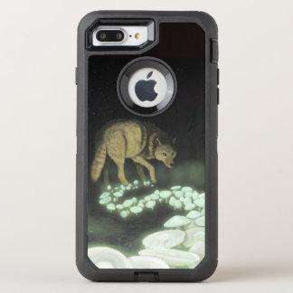 Capa Para iPhone 8 Plus/7 Plus OtterBox Defender Cogumelos de arrasto da morte do lobo