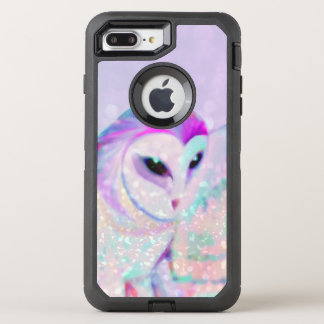 Capa Para iPhone 8 Plus/7 Plus OtterBox Defender Coruja majestosa
