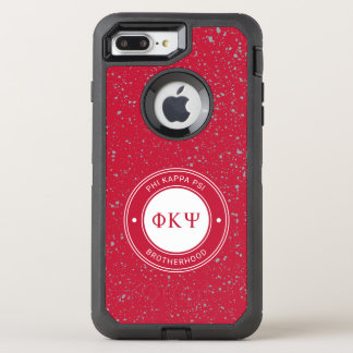 Capa Para iPhone 8 Plus/7 Plus OtterBox Defender Crachá da libra por polegada quadrada | do Kappa