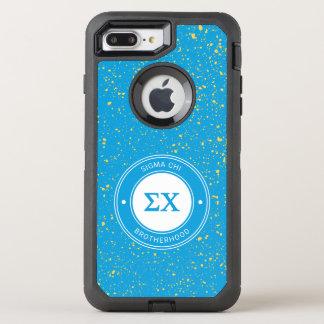 Capa Para iPhone 8 Plus/7 Plus OtterBox Defender Crachá do qui | do Sigma