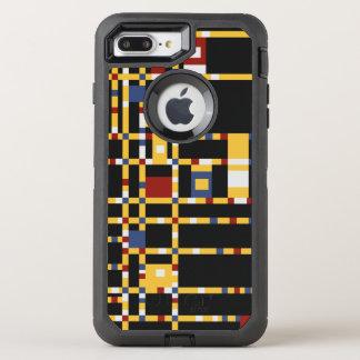 Capa Para iPhone 8 Plus/7 Plus OtterBox Defender Defensor positivo Serie do iPhone 7 feitos sob