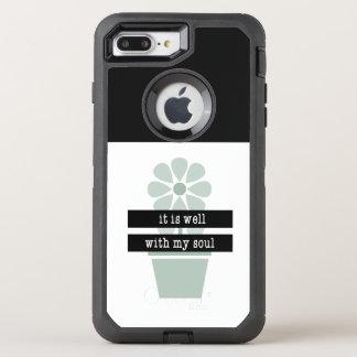 Capa Para iPhone 8 Plus/7 Plus OtterBox Defender É bem