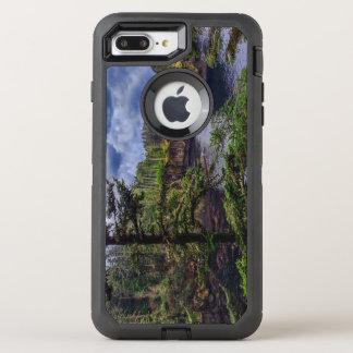 Capa Para iPhone 8 Plus/7 Plus OtterBox Defender elogio olímpico do cabo da península do nascer do