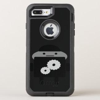Capa Para iPhone 8 Plus/7 Plus OtterBox Defender Exemplo positivo do defensor do iPhone 7 de